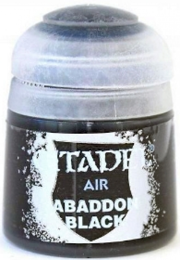Citadel Air - Abaddon Black