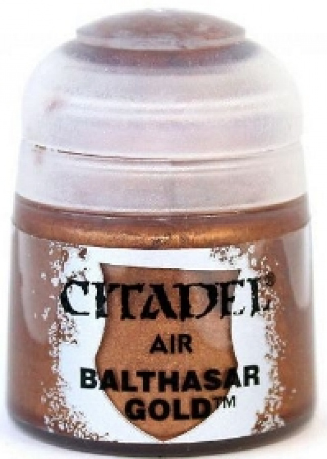 Citadel Air - Balthasar Gold