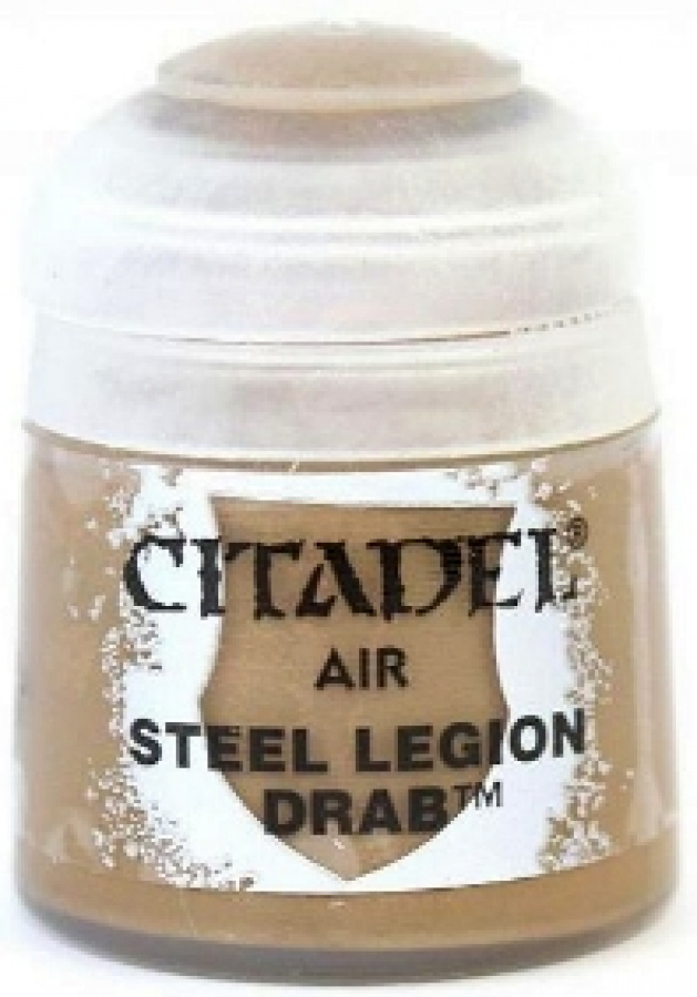 Citadel Air - Steel Legion Drab