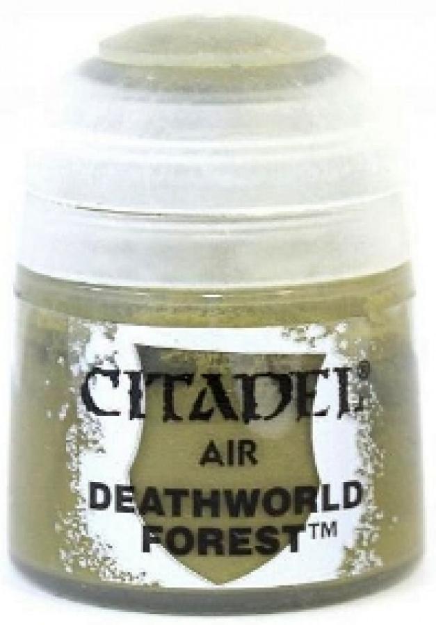 Citadel Air - Deathworld Forest
