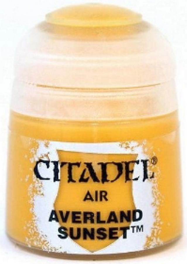 Citadel Air - Averland Sunset