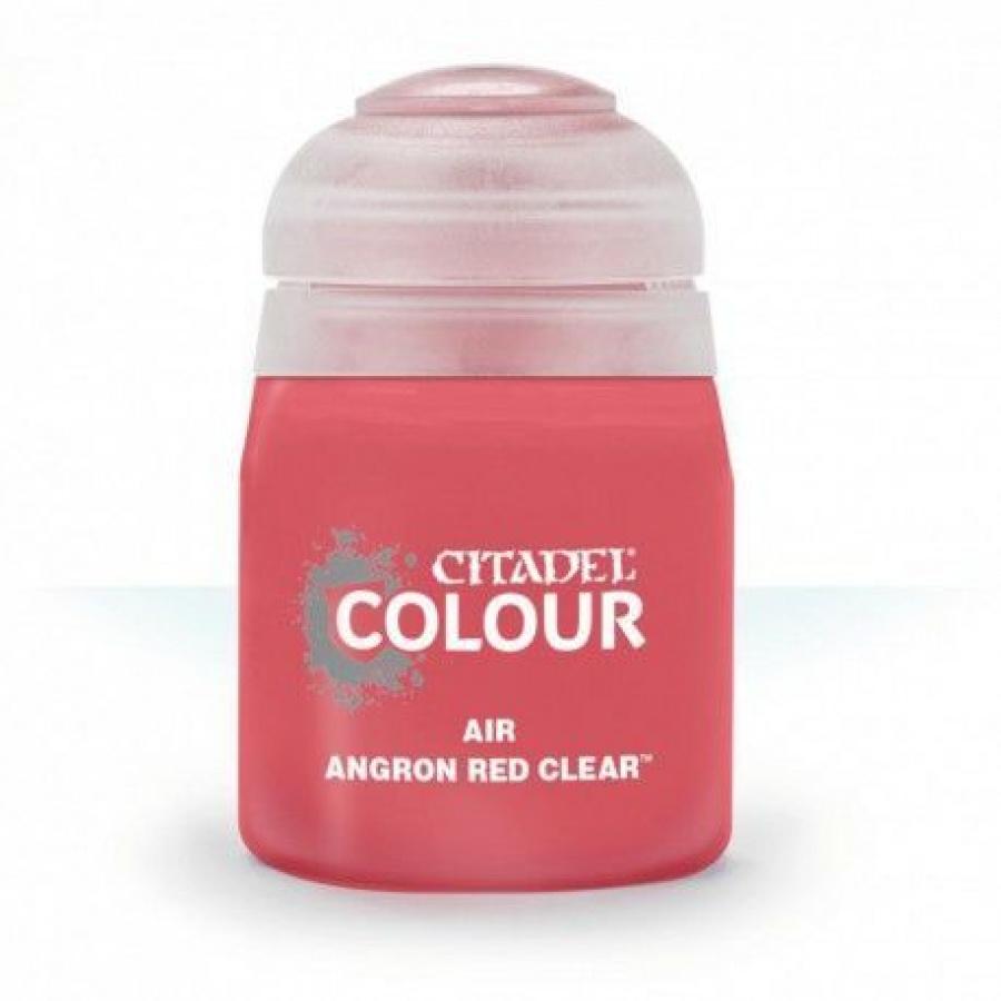 Citadel Colour: Air - Angron Red Clear