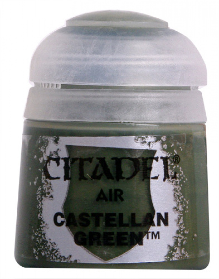 Citadel Air - Castellan Green