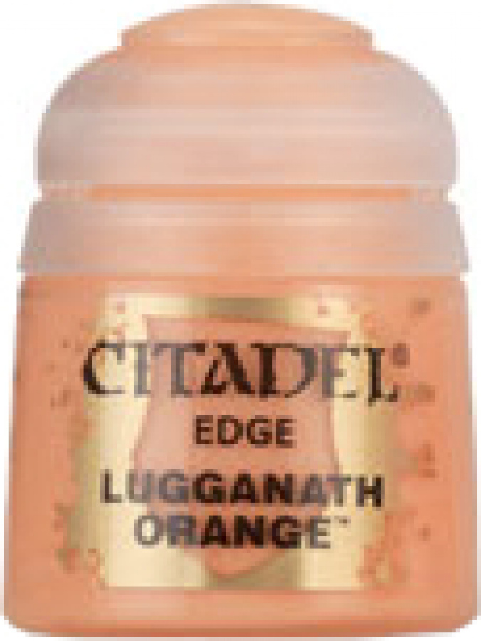 Citadel Edge - Lugganath Orange