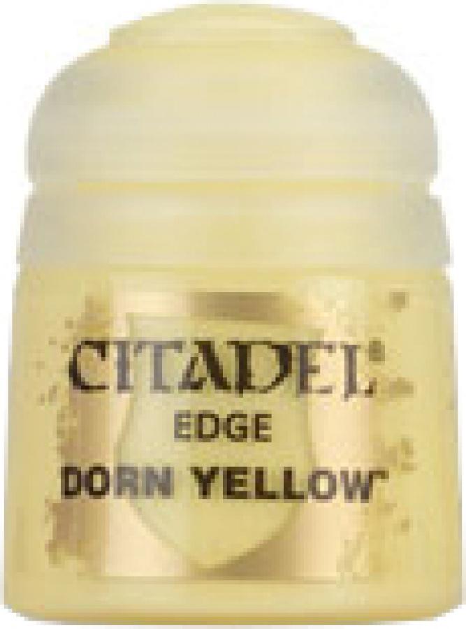 Citadel Edge - Dorn Yellow