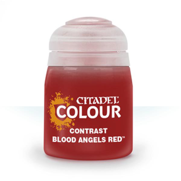 Citadel Colour: Contrast - Blood Angels Red