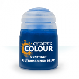 Citadel Colour: Contrast - Ultramarines Blue