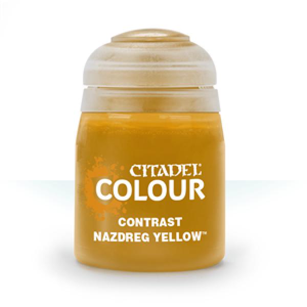 Citadel Colour: Contrast - Nazdreg Yellow