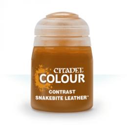 Citadel Colour: Contrast - Snakebite Leather