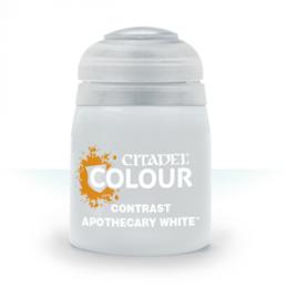 Citadel Colour: Contrast - Apothecary White