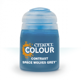 Citadel Colour: Contrast - Space Wolves Grey