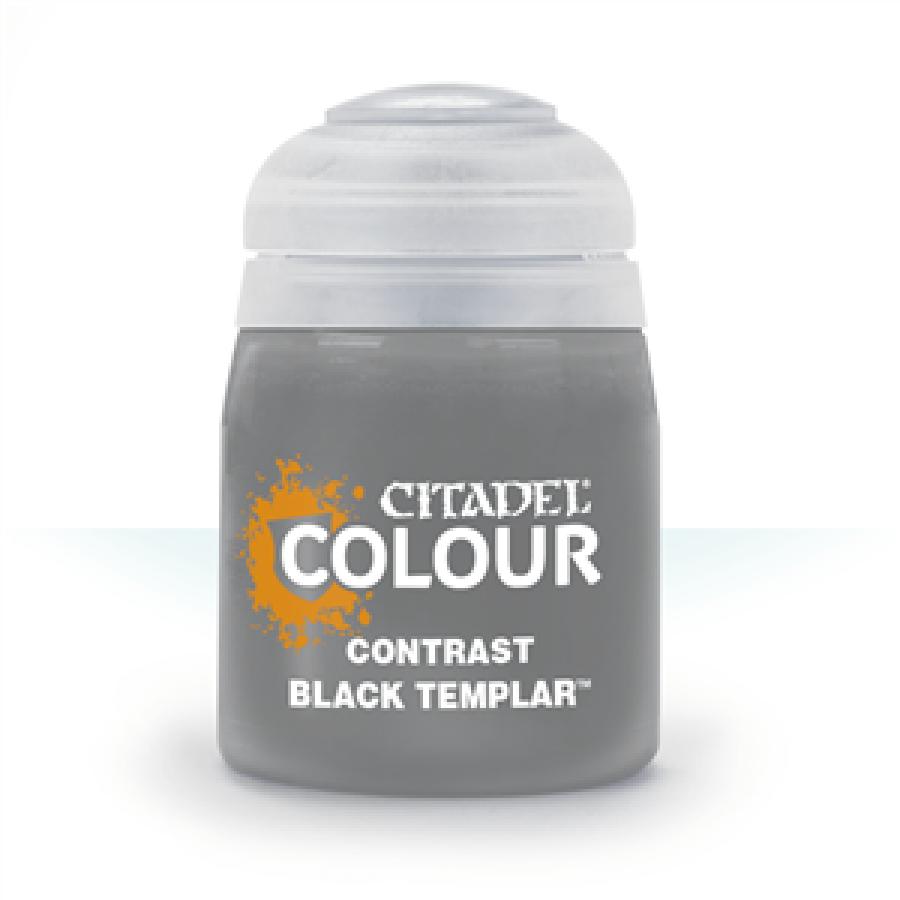 Citadel Colour: Contrast - Black Templar