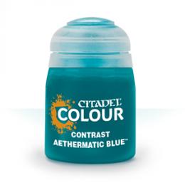 Citadel Colour: Contrast - Aethermatic Blue