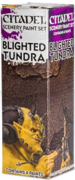 Citadel Scenery Paint Set: Blighted Tundra