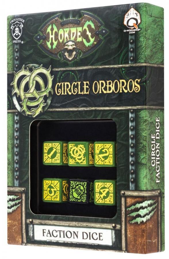 Komplet Hordes - Frakcja Circle Orboros