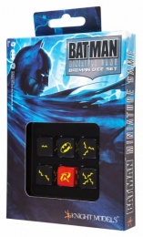 Komplet Kości Batman Miniature Game - Batman