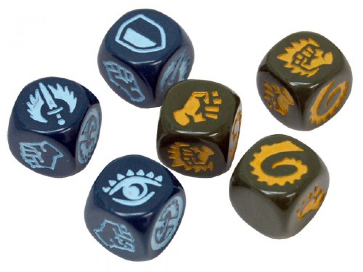 The Others: Dice Pack