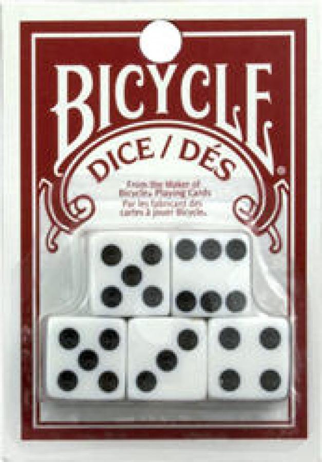 Komplet Kości Bicycle - Dice