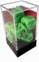 The One Ring - Dice Set Green (7 kości)