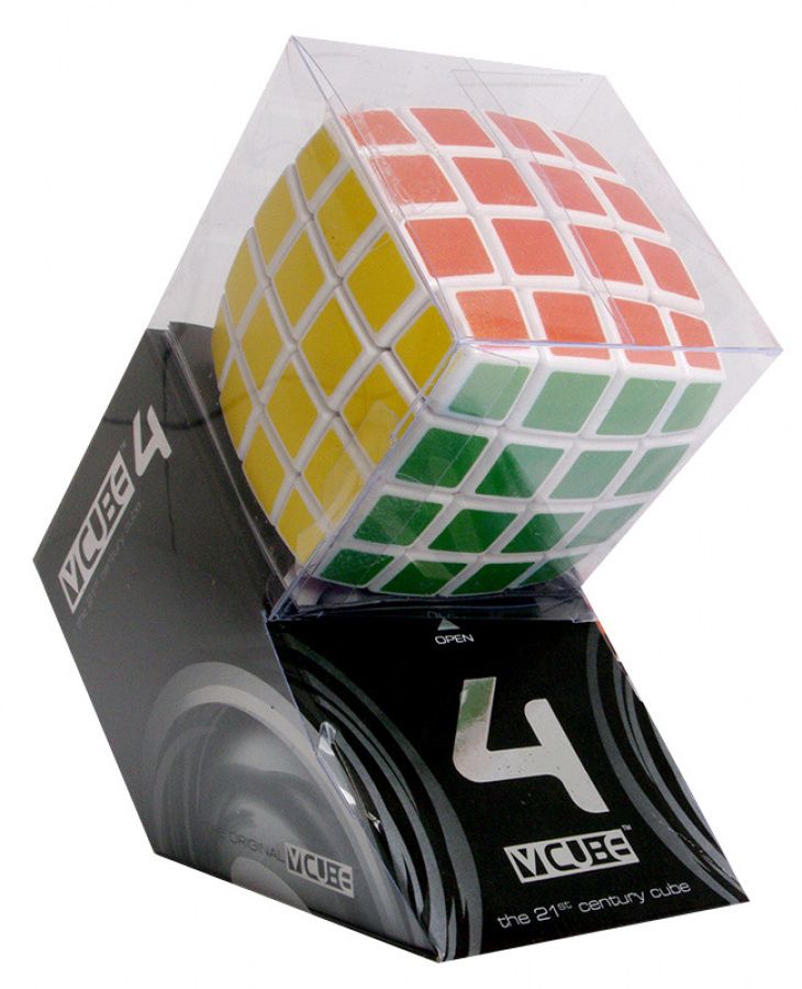 V-Cube 4 (4x4x4) wyprofilowana (uszkodzony)