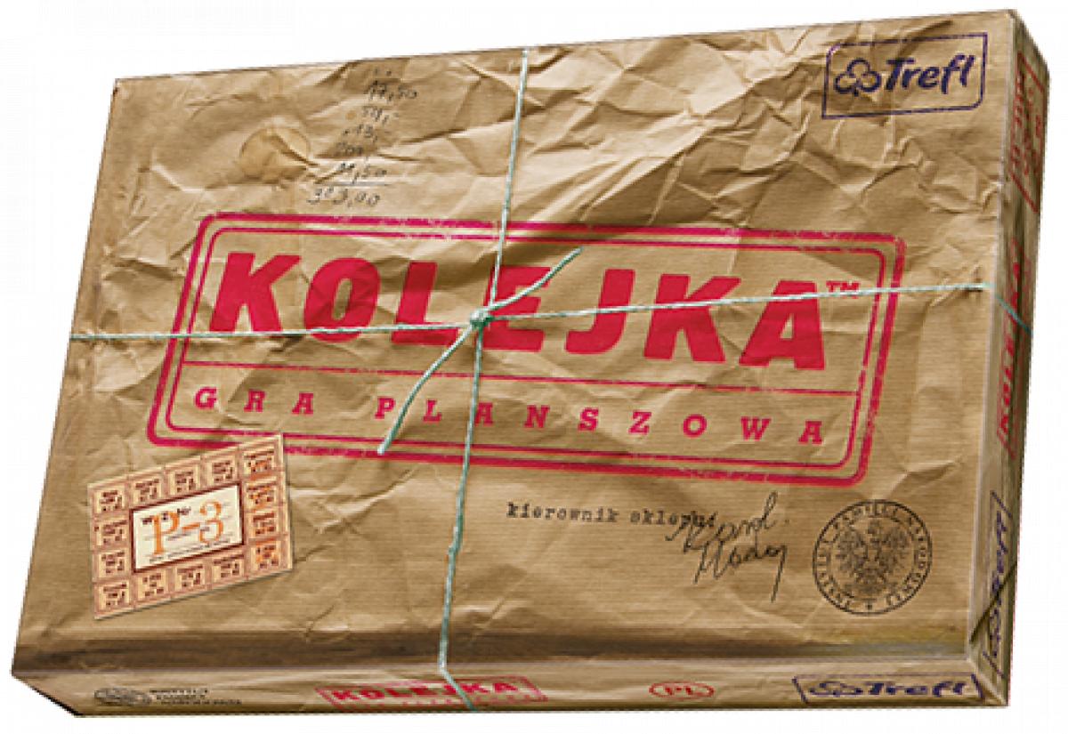 Kolejka (edycja polska) (uszkodzony)