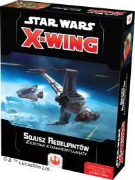 Star Wars: X-Wing - Zestaw konwertujący - Sojusz Rebeliantów (uszkodzony)