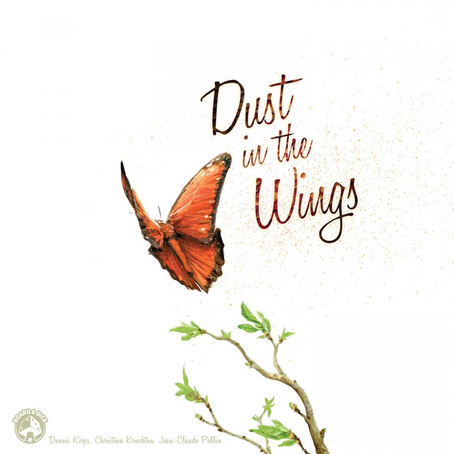 Dust in the Wings (uszkodzony)