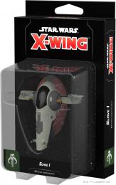 (uszkodzony) Star Wars: X-Wing - Slave I (druga edycja)
