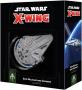 (uszkodzony) Star Wars: X-Wing - Sokół Millenium Lando Calrissiana (druga edycja)