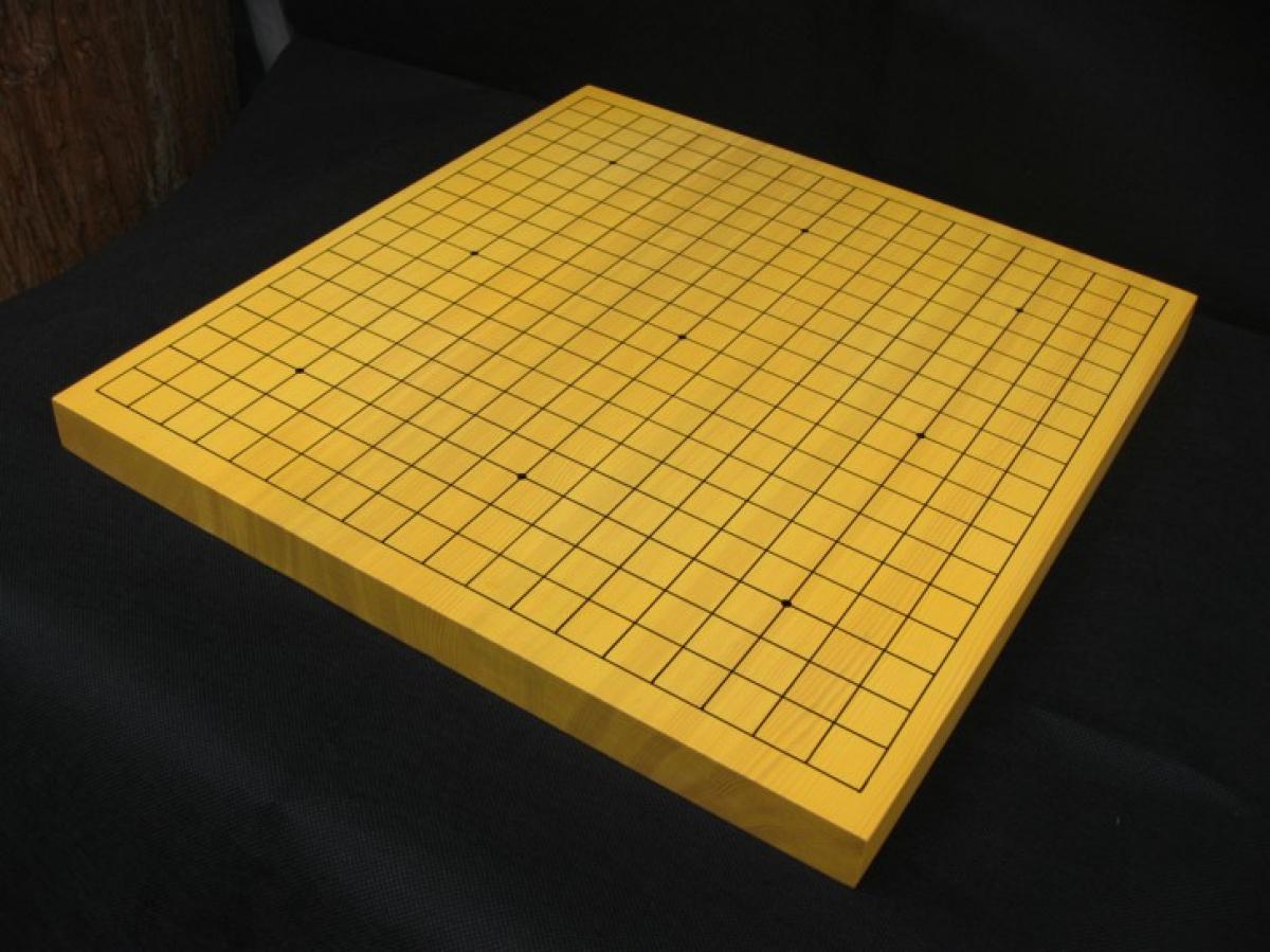 GO Deska Goban Shinkaya 3,2 cm (uszkodzony)