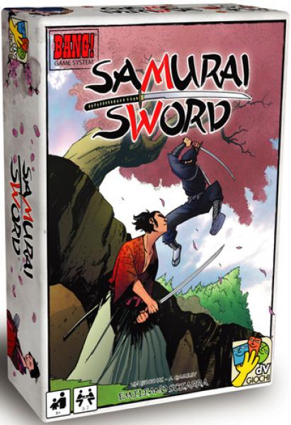 Samurai Sword (uszkodzony)