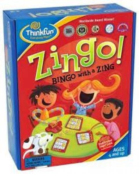Zingo! (uszkodzony)