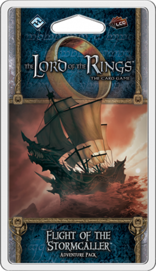 Lord of the Rings LCG: Flight of the Stormcaller