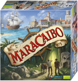 Maracaibo (edycja angielska)