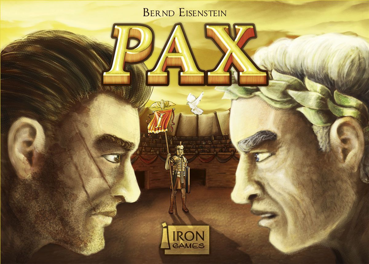 Pax (second edition)