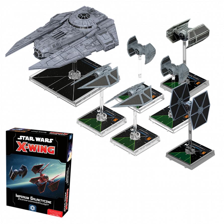 Pakiet Star Wars: X-Wing - Imperium Galaktyczne