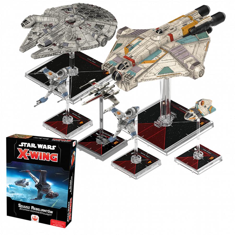 Pakiet Star Wars: X-Wing - Sojusz Rebelii