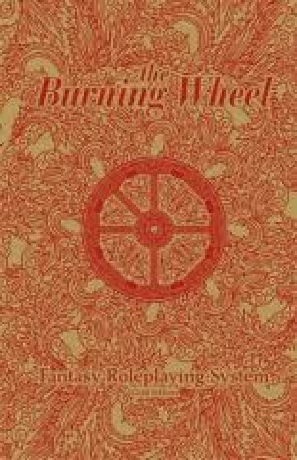 Burning Wheel Gold