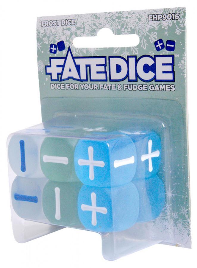 FATE Dice - Frost Dice