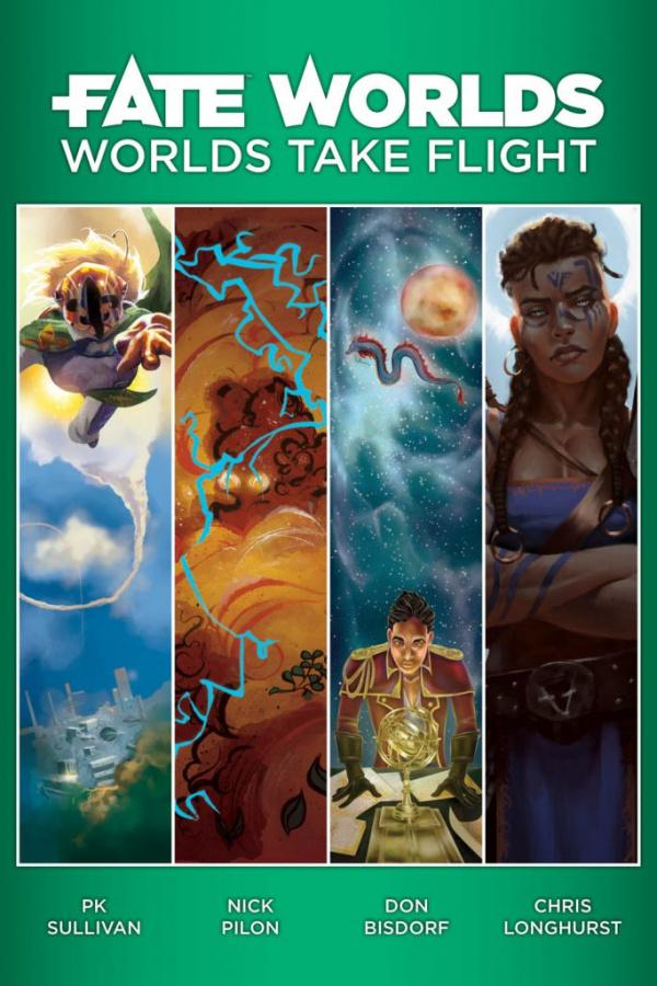 FATE World: Worlds Take Flight