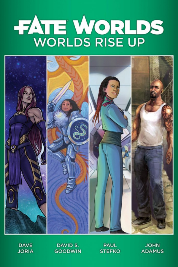 FATE World: Worlds Rise Up