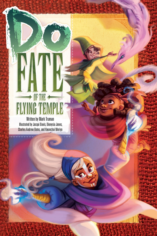 Do FATE of the Flying Temple RPG