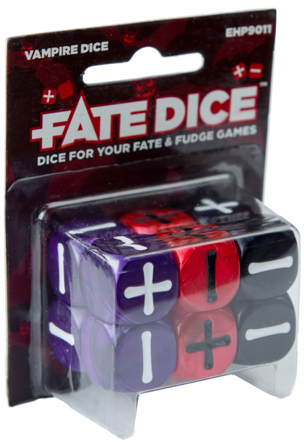 FATE Dice - Vampire Dice