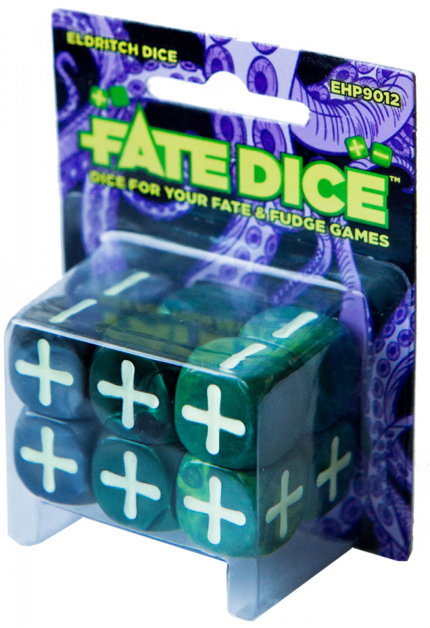 FATE Dice - Eldritch Dice