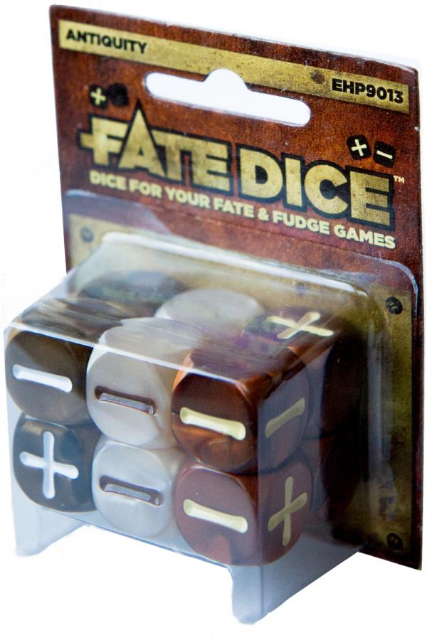 FATE Dice - Antiquity Dice
