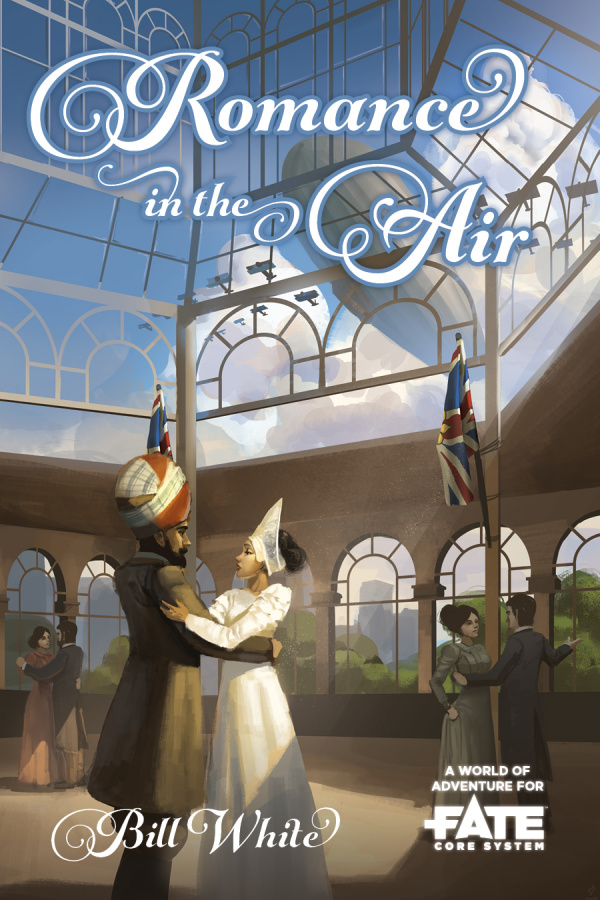 FATE: Romance in the Air
