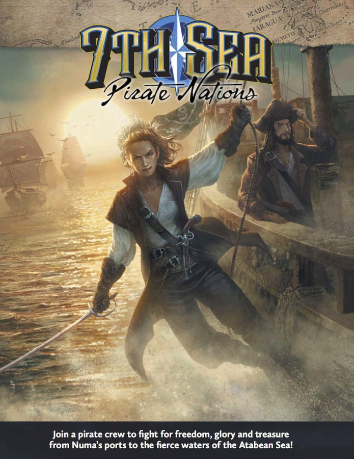 7th Sea Second Edition: Pirate Nations