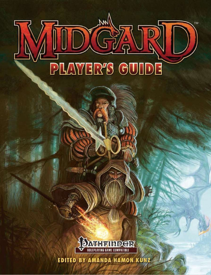 Midgard: Player's Guide for Pathfinder