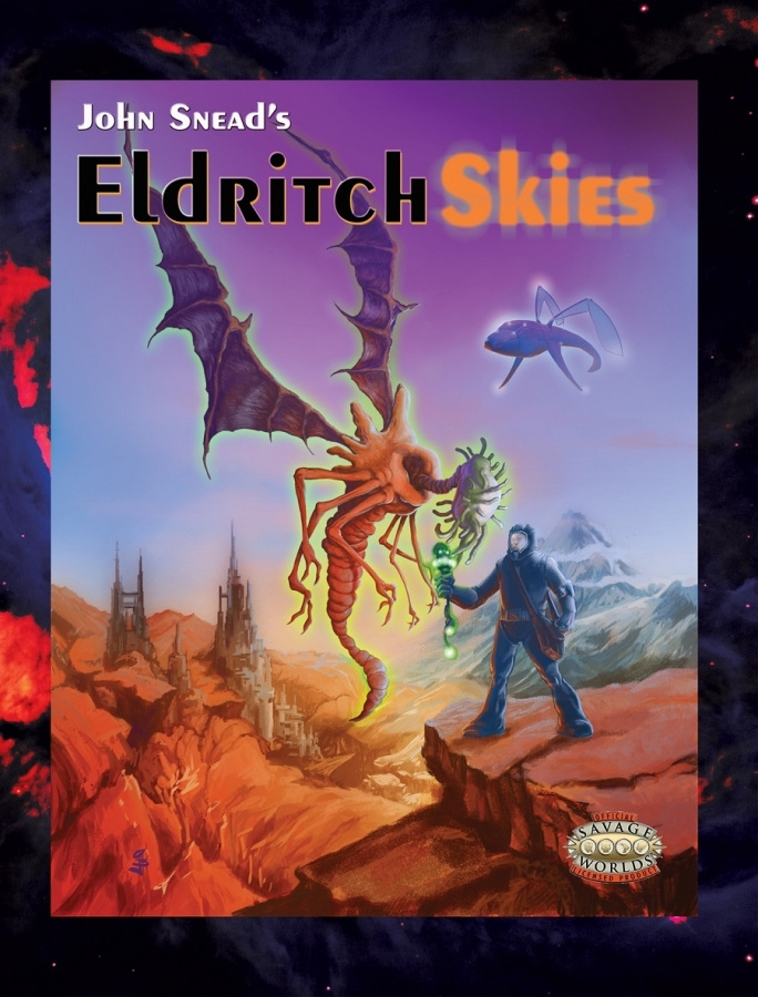 Savage Worlds: Eldritch Skies