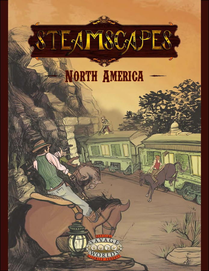 Steamscapes North America